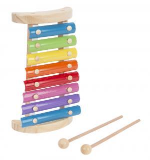 Ксилофон , 24 см Мир Деревянных Игрушек