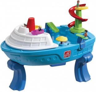 Столик для игр с водой и песком Фиеста Step 2