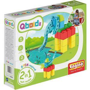 Конструктор Engino Слон, 2 модели. Цвет: разноцветный