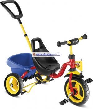 Велосипед трехколесный  CAT 1S Puky