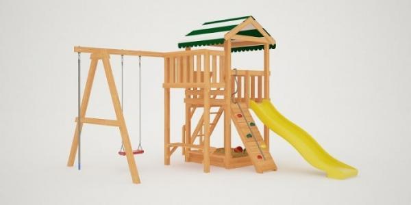 Детский игровой комплекс Мастер 1 Савушка