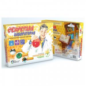 Набор Секретная лаборатория Инновации для детей