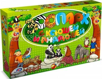 Настольная игра Зоопарк Интерхит