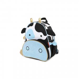 Рюкзак детский Корова Skip Hop. Цвет: голубой