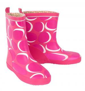 Резиновые сапоги , цвет: розовый Reima