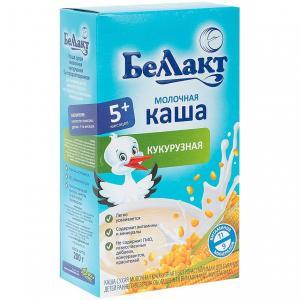 Каша  молочная Кукурузная с 5 месяцев 250 г Беллакт