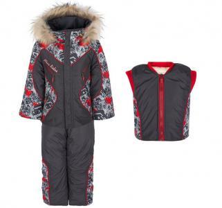 Зимний комплект для мальчика Спорт Alex Junis