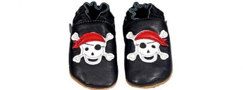 Пинетки Пираты 4016 Melton