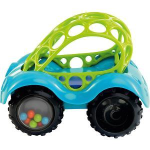 Развивающая игрушка  Машинка Oball. Цвет: синий