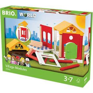 Игровой набор Brio Дополнительные детали для построения дома