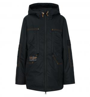 Куртка  Ричард, цвет: черный Аврора
