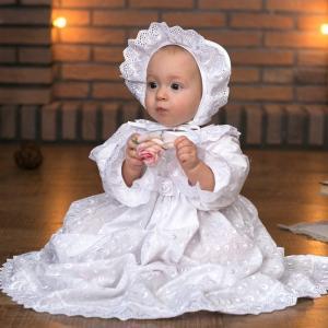 Крестильный набор на девочку Little People
