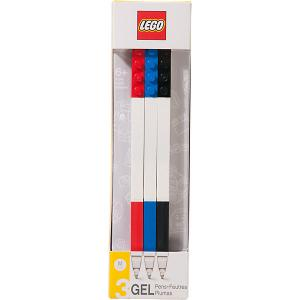 Набор гелевых ручек, 3 шт., LEGO