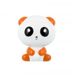 Светильник-ночник  NL 1LED Панда, декоративный, цвет: оранжевый Старт