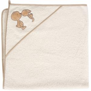 Полотенце-уголок Sweet Couple 100х100 см Ceba Baby