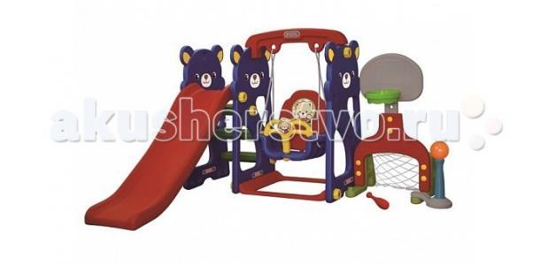 Игровая зона Мишка Gona Toys