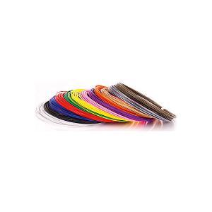 Набор пластика для 3D ручек  ABS-12 10 цветов, м каждый Unid
