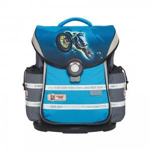 Школьный рюкзак MC Neill ERGO Light PLUS (4 пр.) Велогонщик McNeill