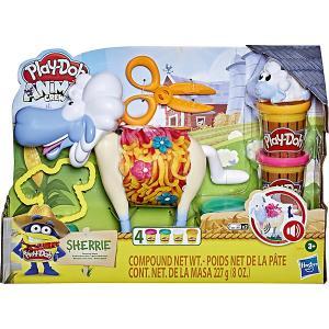 Игровой набор Play-Doh Animals Crew Овечка Hasbro