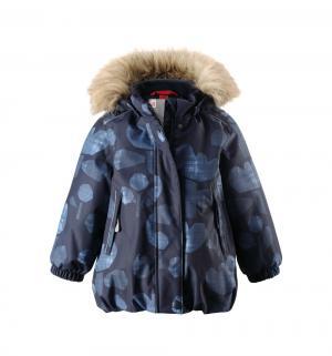 Куртка  Tec Pihlaja, цвет: синий Reima