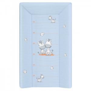 Накладка для пеленания мягкая с изголовьем 50х70 Ceba Baby