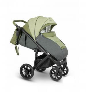 Прогулочная коляска  Cone, цвет: салатовый меланж/зеленый Camarelo