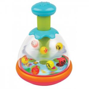 Развивающая игрушка  Волчок двухуровневый с шариками Red Box