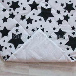 Игровой коврик  для вигвама Black Stars VamVigvam