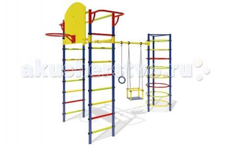 Детский спортивный комплекс 11 Маугли