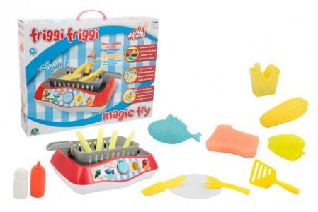 Игровой набор Magic Fry Волшебная фритюрница Giochi Preziosi