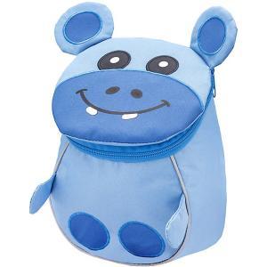 Рюкзак  Mini Animals Гипопо Belmil. Цвет: голубой
