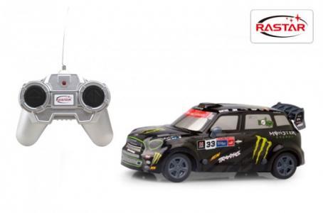 Машина на радиоуправлении Mini Countryman JCW RX 1:24 Rastar