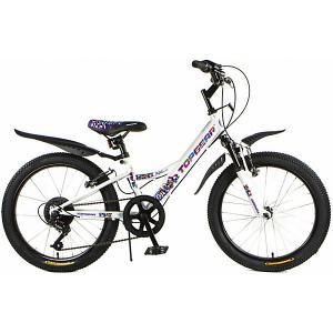 Двухколёсный велосипед  Mystic 20 Top Gear. Цвет: белый