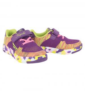 Кроссовки , цвет: фиолетовый Kapika