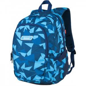 Рюкзак 3 zip Blue Target Collection
