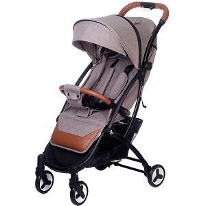Прогулочная коляска Acarento Plaza, бежевый лён Baby Hit. Цвет: бежевый