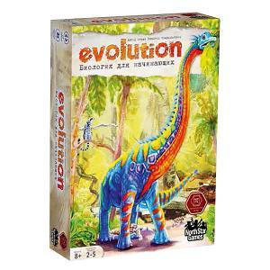 Настольная игра  Эволюция: Биология для начинающих Правильные игры