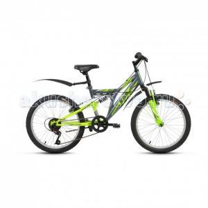 Велосипед двухколесный  MTB FS 20 (2017) Altair