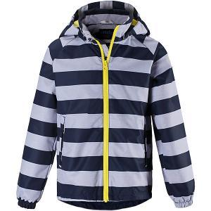Куртка  для мальчика Lassie. Цвет: сине-серый