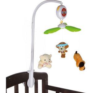 Мобиль на кроватку  Toys Yako. Цвет: разноцветный