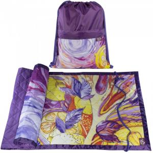 Рюкзак и коврик Лимонный фреш 190х70 см OnlyCute