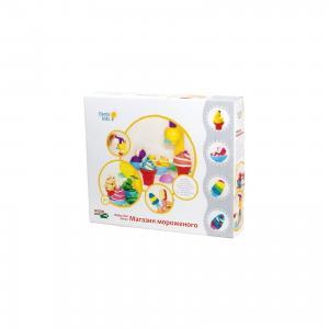 Набор для детского творчества Магазин мороженого Genio Kids