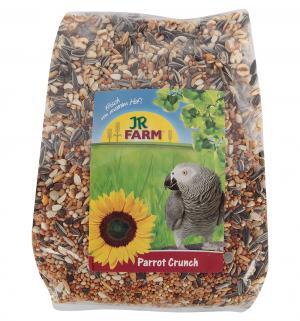 Корм  для попугаев Crunch, 1кг JR Farm