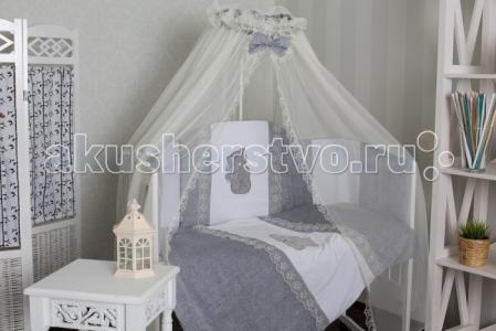 Комплект в кроватку  46 (6 предметов) GulSara