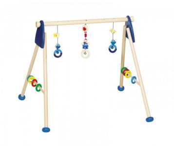 Деревянная игрушка  Игровой тренажер-ходунки Пират Heimess