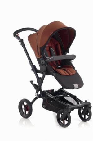 Прогулочная коляска  Epic, цвет: коричневый Jane