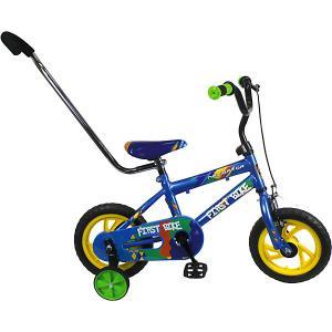 Детский велосипед FIRST BIKE, колеса 12 Navigator. Цвет: atlantikblau
