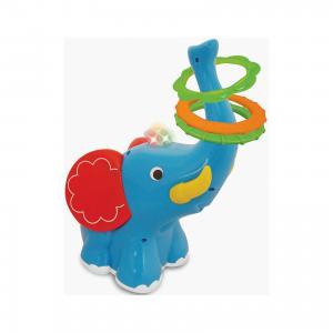 Развивающая игрушка Слон-кольцеброс, Kiddieland