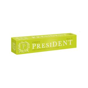 Зубная паста  Unique без фтора 75 RDA, мл President