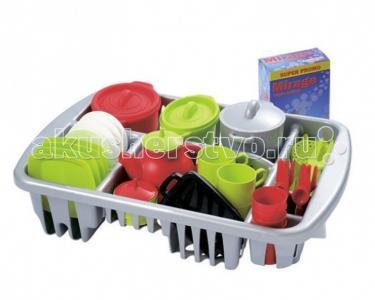 Набор посуды (45 предметов) Ecoiffier